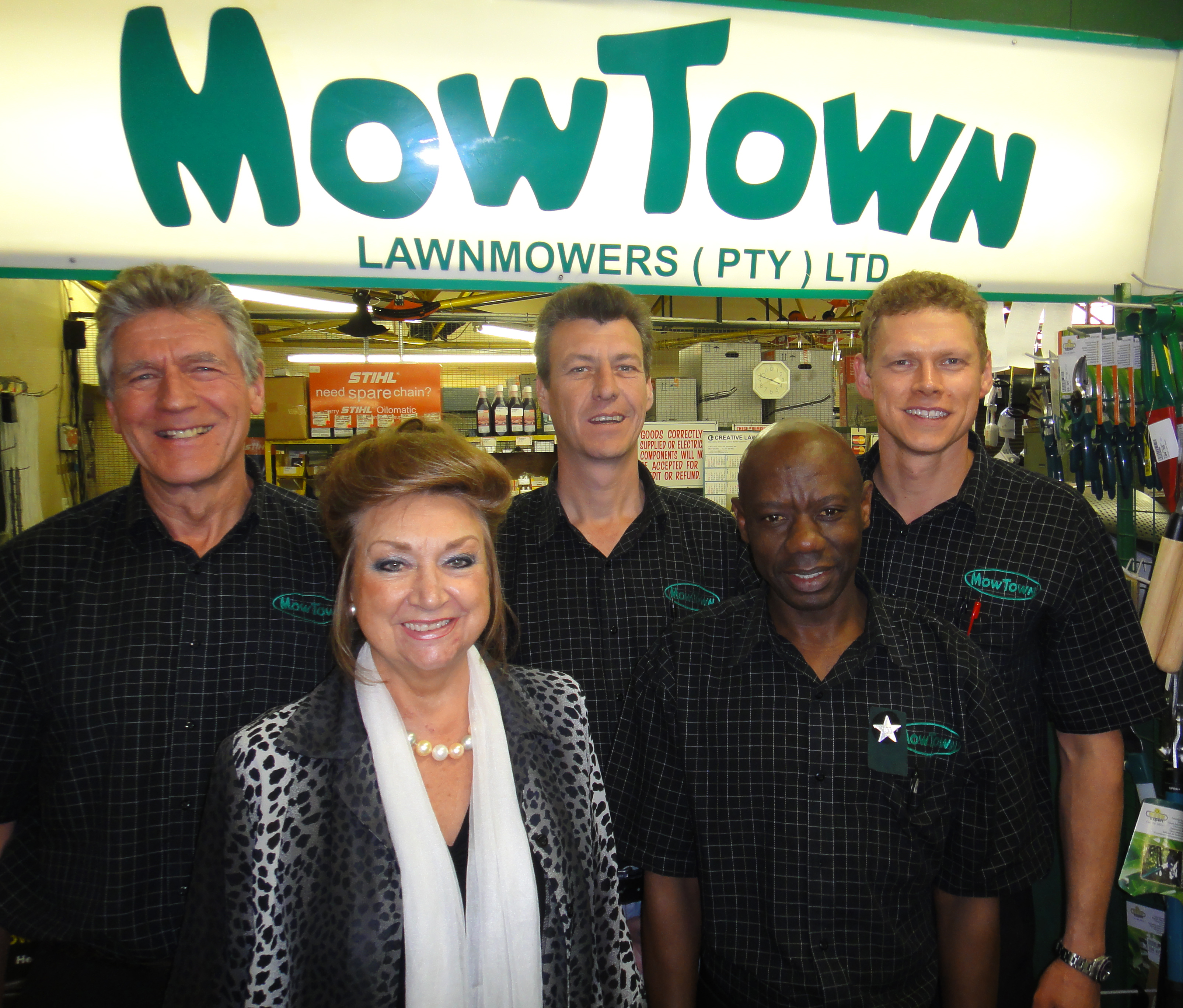 Town Photo